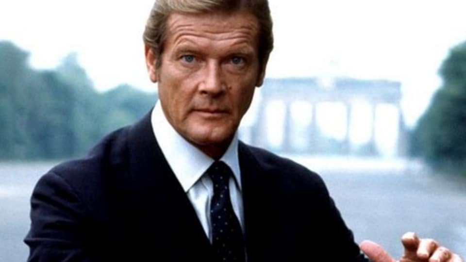 Roger Moore passed away in Switzerland on Tuesday.