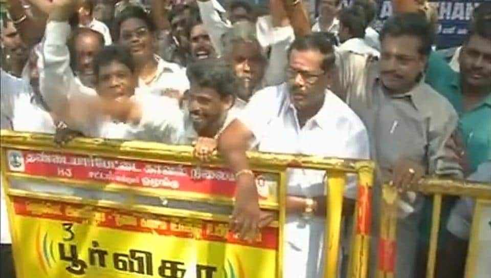 Police have stepped up vigil across Chennai and Tamil Nadu following tensions, after many Tamil groups came out strongly against Rajinikanth, advising him to stick to films.