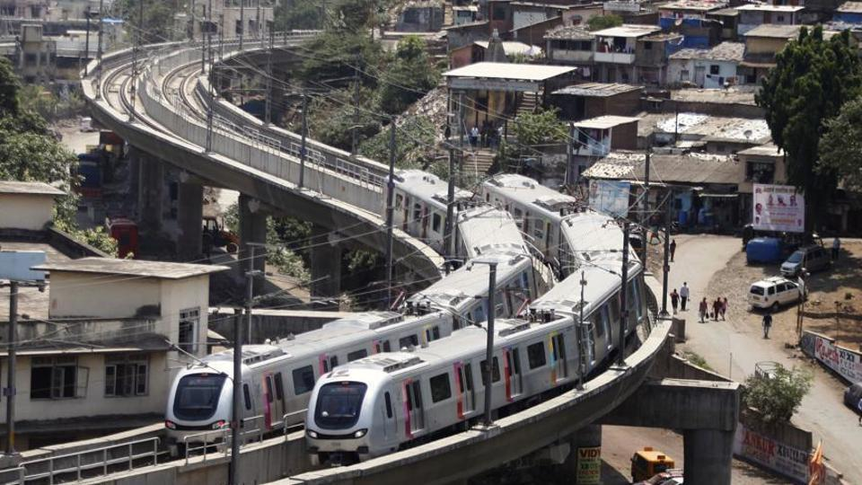 Mumbai city news,Mumbai metro,Mumbai rail connectivity