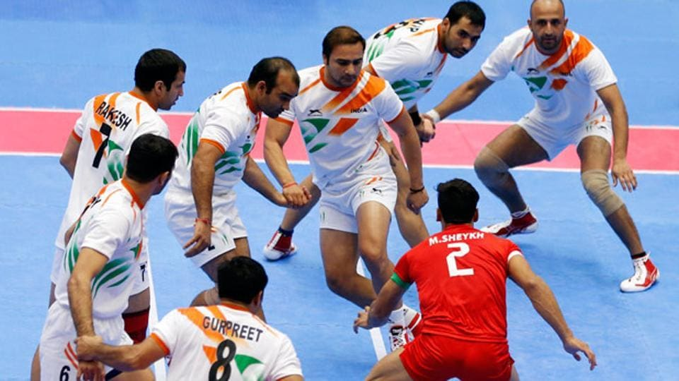 The newly formed Kabaddi Association look to challenge the dominance of veteran sports administrator Janardhan Singh Gehlot.