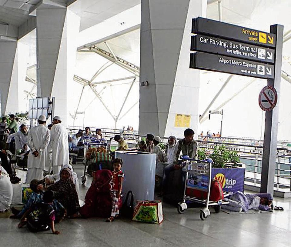 Hindustan Times, on April 29, had reported that a draft report, the Public Accounts Committee (PAC) pointed out that too many shops and restaurants at airport could jeopardise lives of passengers during an emergency.