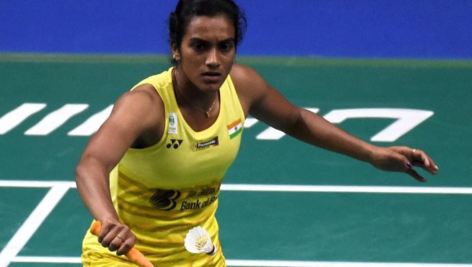 PV Sindhu defeated Fitriani Fitriani 21-9 21-19 to hand India a stunning win over Indonesia in their Sudirman Cup encounter.