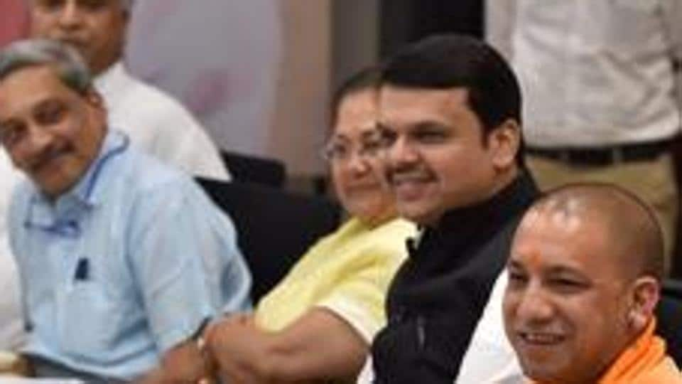 BJP chief ministers will travel states where the party is not in power between May 26 and June 15.