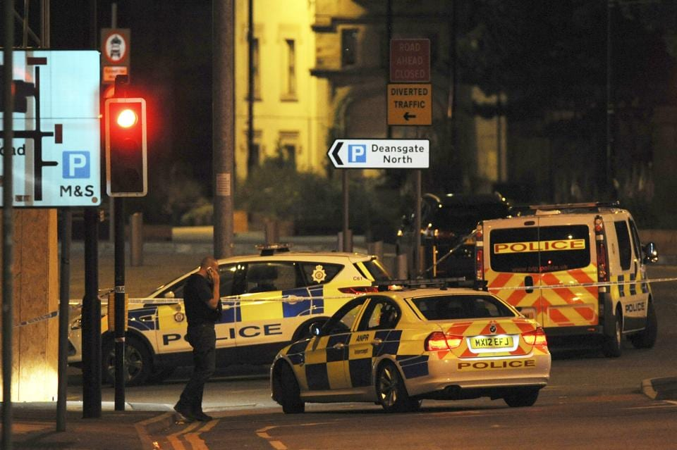 United Kingdom raises terror threat level from severe to 'critical' after attack