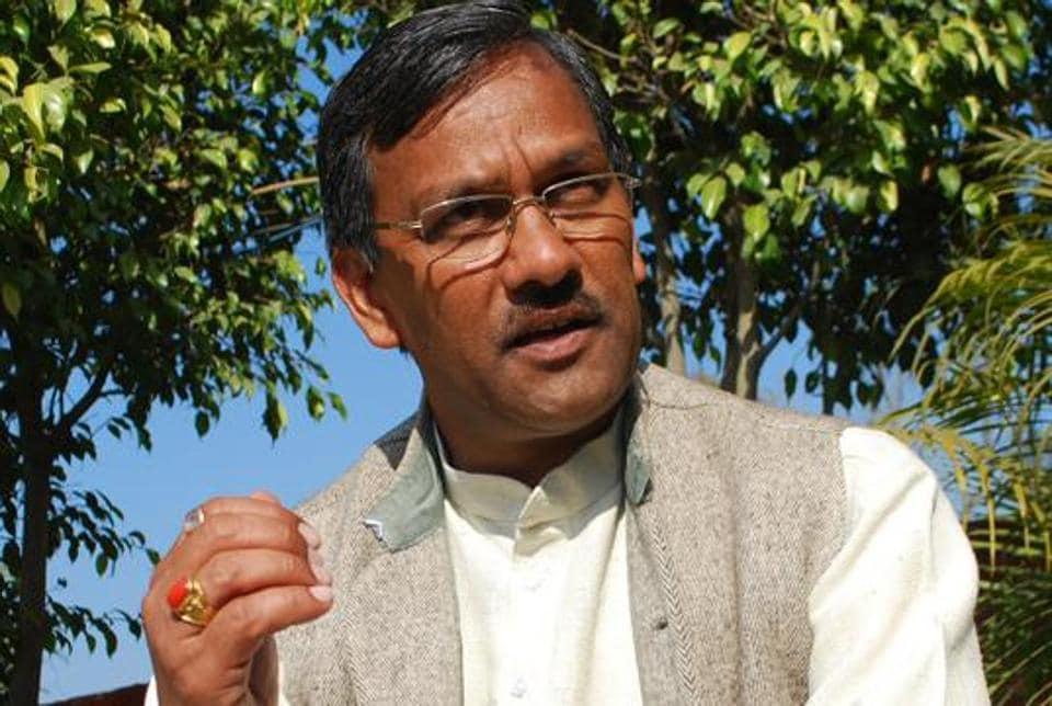 Uttarakhand chief minister Trivendra Singh Rawat.