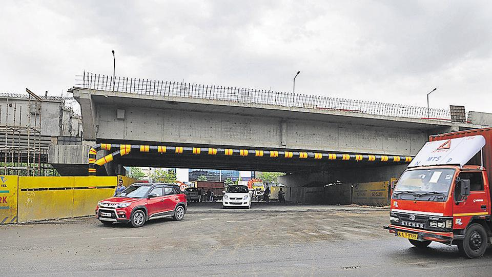 The U-turn at Hero Honda Chowk was opened by the NHAI for a 24-hour public trial on Friday, which proved to be successful.