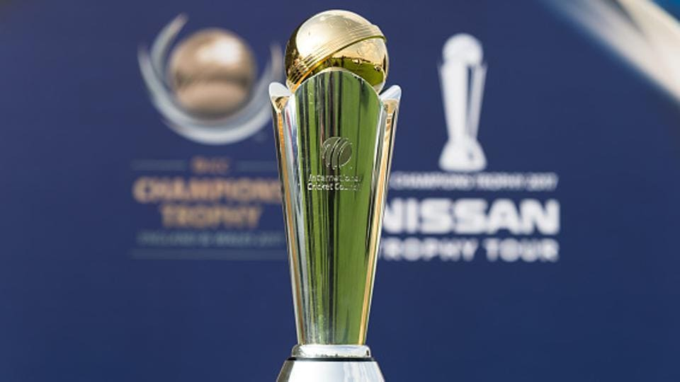 The ICC Champions Trophy is scheduled to be held in England from June 1-18.