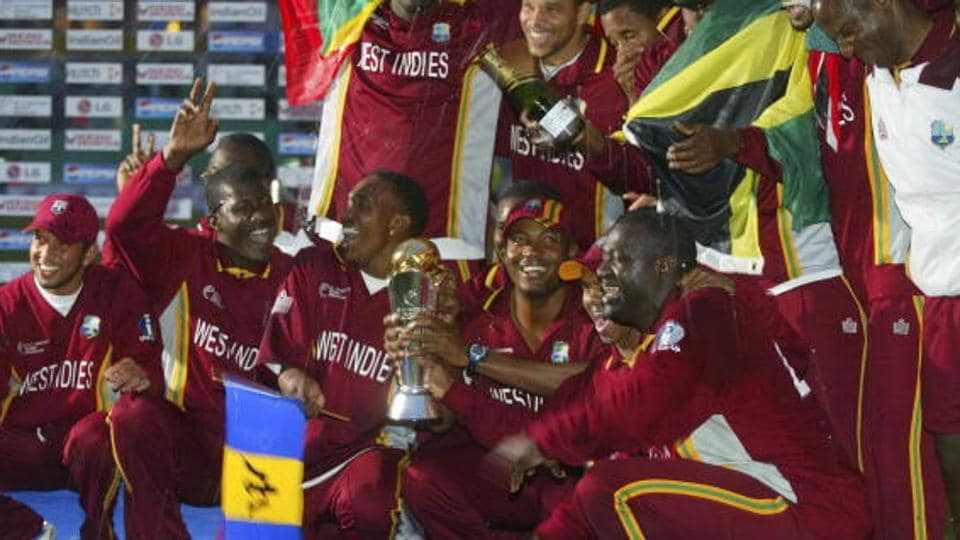 The 2004 ICC Champions Trophy belonged to the West Indies cricket team, who beat host England cricket team in the final at the Oval in a memorable final.  (Popperfoto/Getty Images)