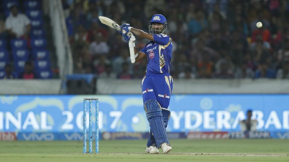 IPL 2017,Mumbai Indians,David Warner