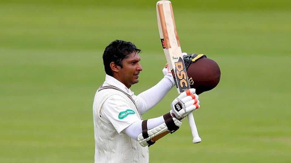 Kumar Sangakkara,Sri Lankan cricket team,Surrey cricket