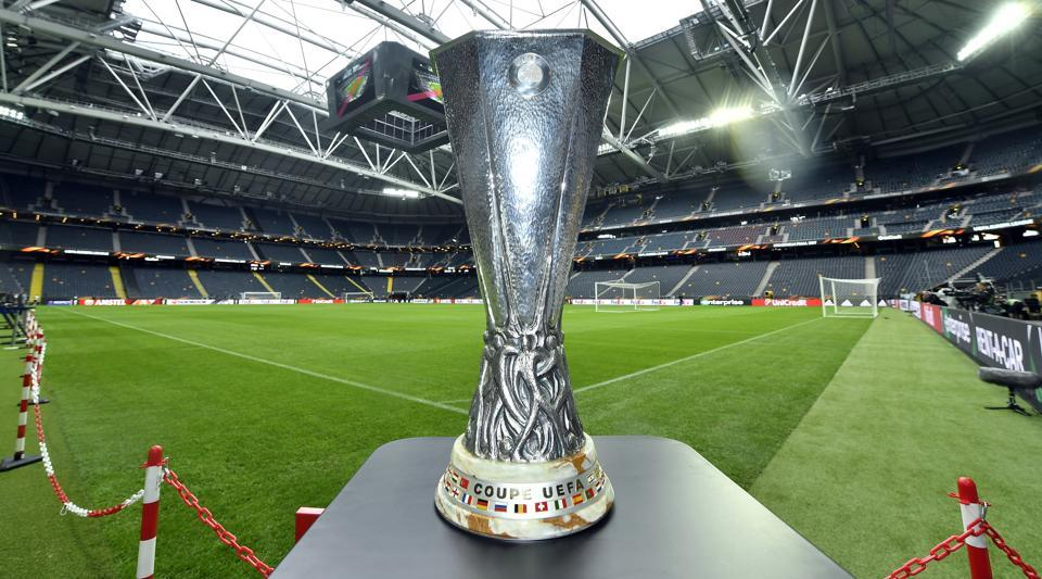 Manchester United face Ajax in the final of the UEFAEuropa League.