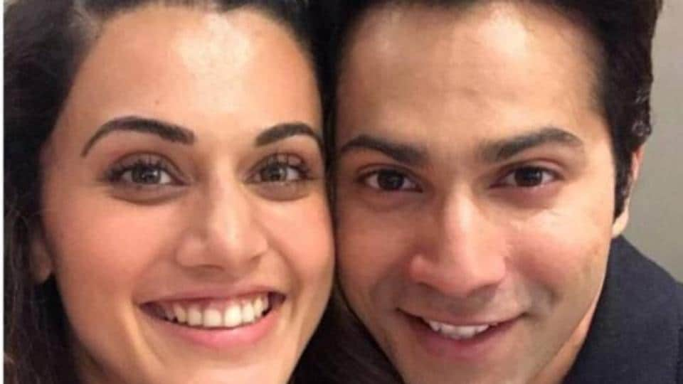 Taapsee Pannu and Varun Dhawan will be seen, along with Jacqueline Fernandez in Judwaa 2.