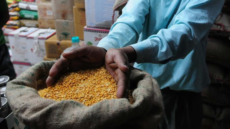 The Minimum Support Price (MSP) set for tur this year by NAFED was Rs5,050 a quintal, while traders bought the pulses from farmers at much cheaper rates — between Rs 3,500-3,700 per quintal.