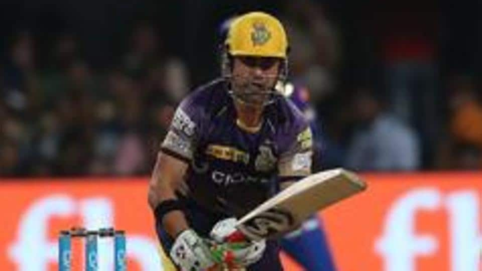 Kolkata Knight Riders hit the most number of fours among the eight teams in IPL 2017.