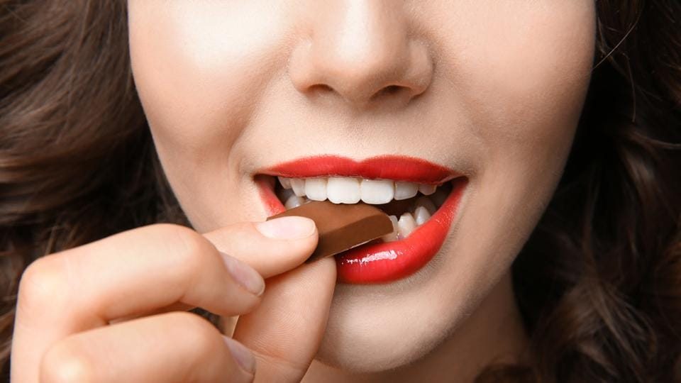 Previous research showed that chocolates can improve overall heart health.
