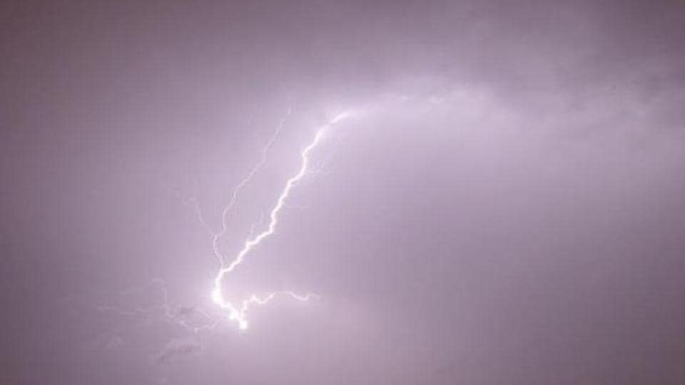 Mumbai city news,lightning,Murbad