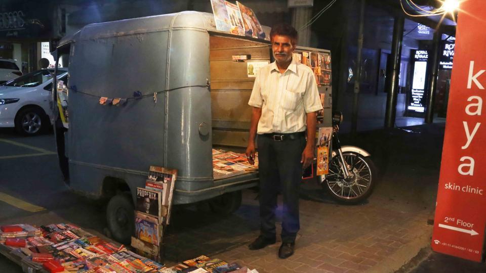 Delhi news,Delhi wale,Harishchandra Singh