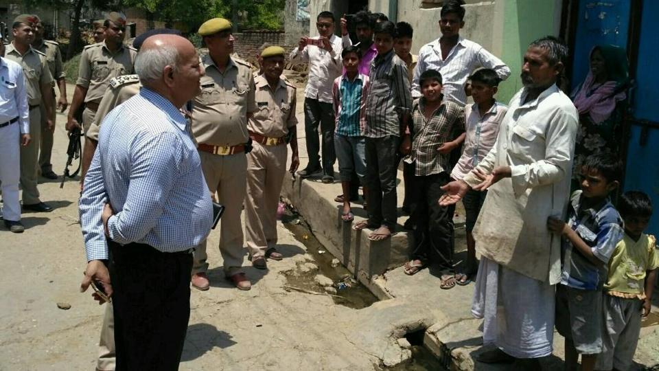 Saharanpur violence,Saharanpur caste clashes,Uttar Pradesh