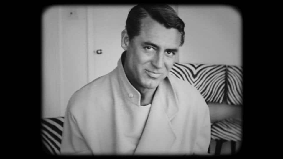 CaryGrant was born Archie Leach inEngland who went on to became a big Hollywood star.