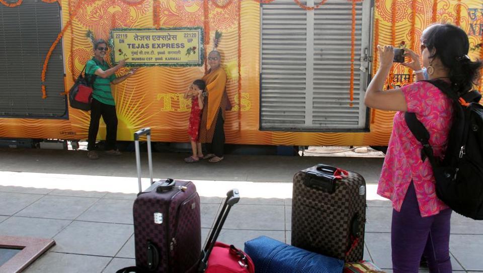 Mumbai-Goa Tejas Express fully booked for next 5 journeys
