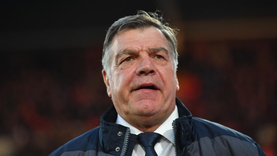 Sam Allardyce had been in charge of Crystal Palace for just five months.