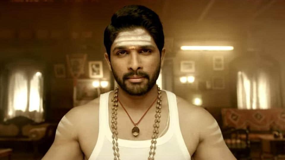 Allu Arjun plays an undercover cop in Duvvada Jagannadham.