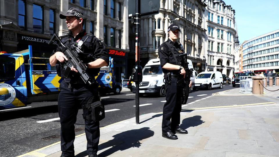 Off-Duty Police Officer Among Dead in UK Blast