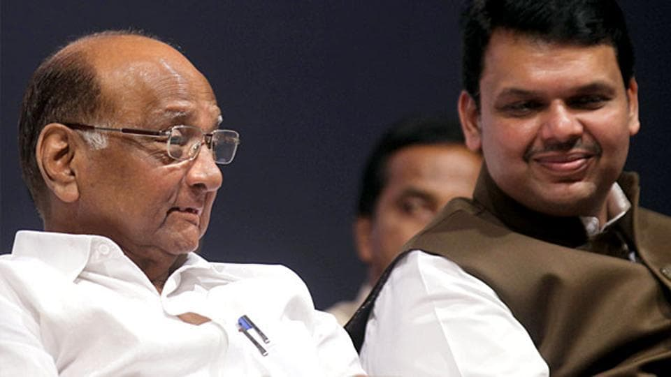 Fadnavis government's decision comes 30 months after it came to power and the understanding between the two parties (BJP-NCP) is gradually diminishing.