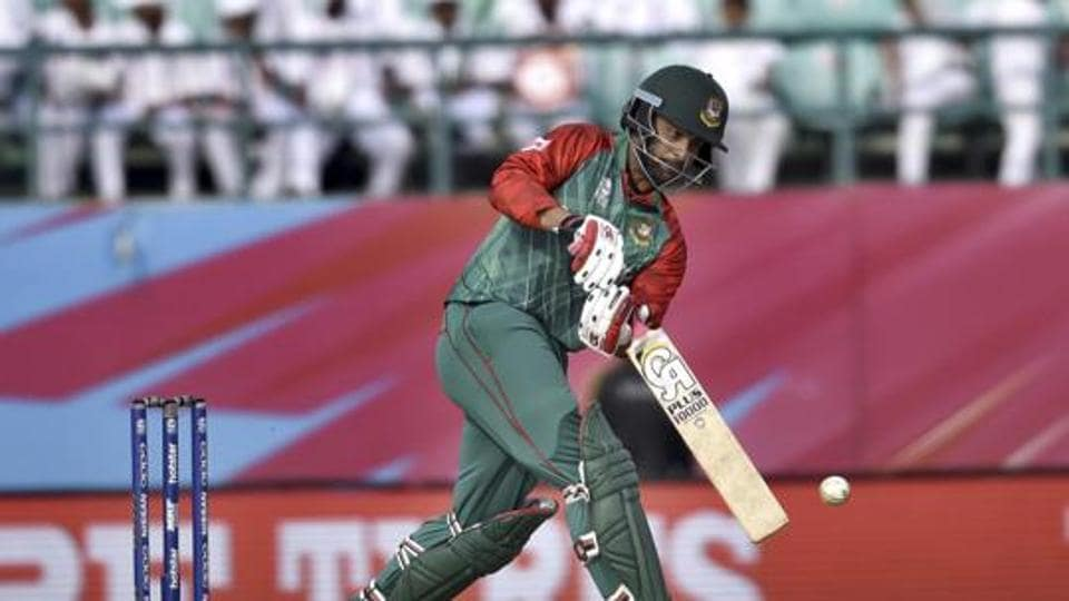 Tamim Iqbal slammed a fifty as Bangladesh defeated New Zealand by five wickets in Dublin. Get  full scorecard of Bangladesh vs New Zealand here.