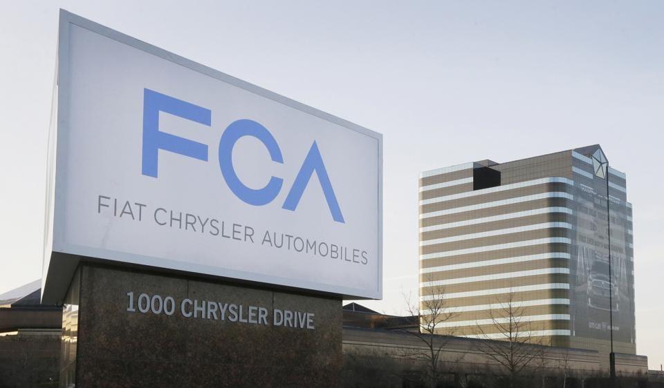 FCA,FCA Group,Fiat Chrysler