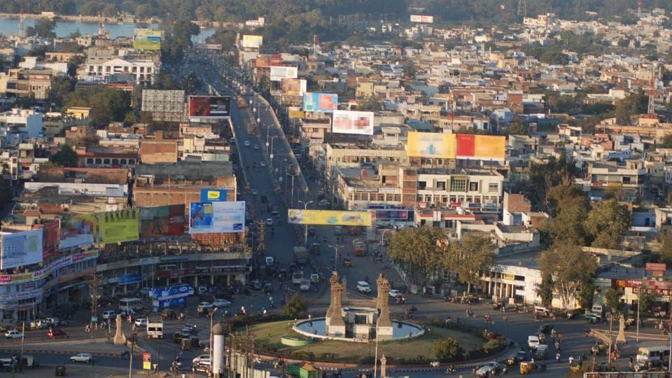 Kota,Population density,WEF
