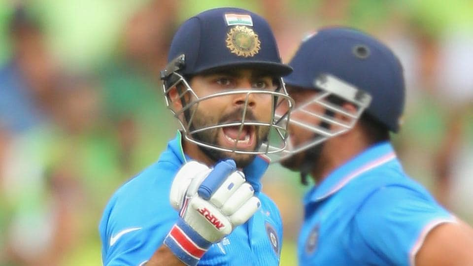 Virat Kohli wants his team to display the ruthless streak that saw them win the ICCChampions Trophy in 2013 in England.
