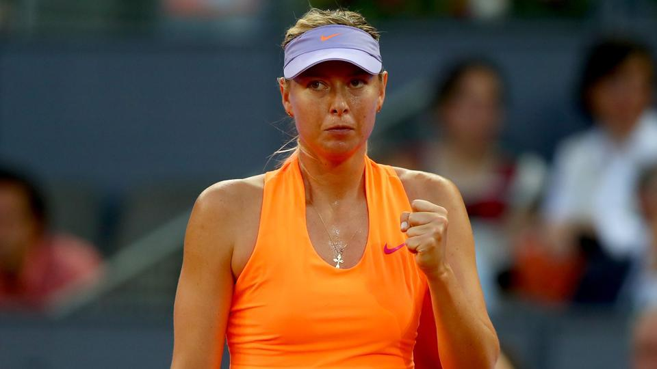 Maria Sharapova was surprisingly denied a wild card for the French Open with organisers uneasy about fast-tracking her into a tournament she has won twice.