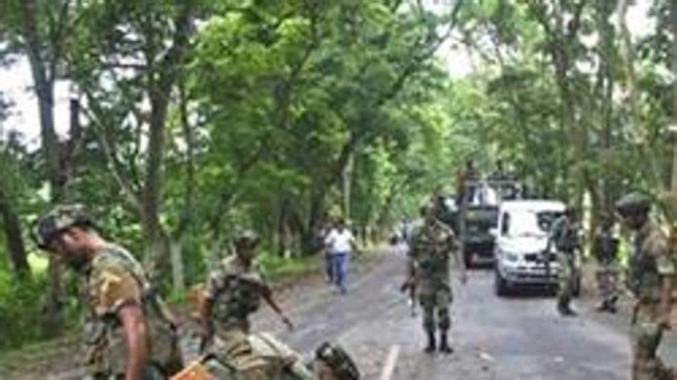 CRPF,Assam,Fake encounter
