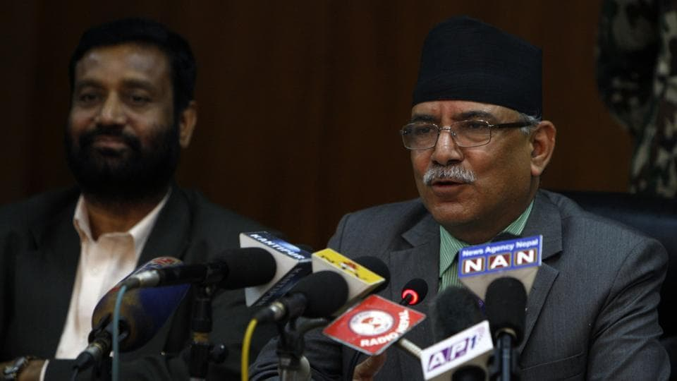 Prachanda,Pushpa Kamal Dahal,Nepal PM resigns