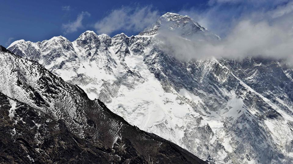 Four people perished on the 8,848-metre peak over the weekend.