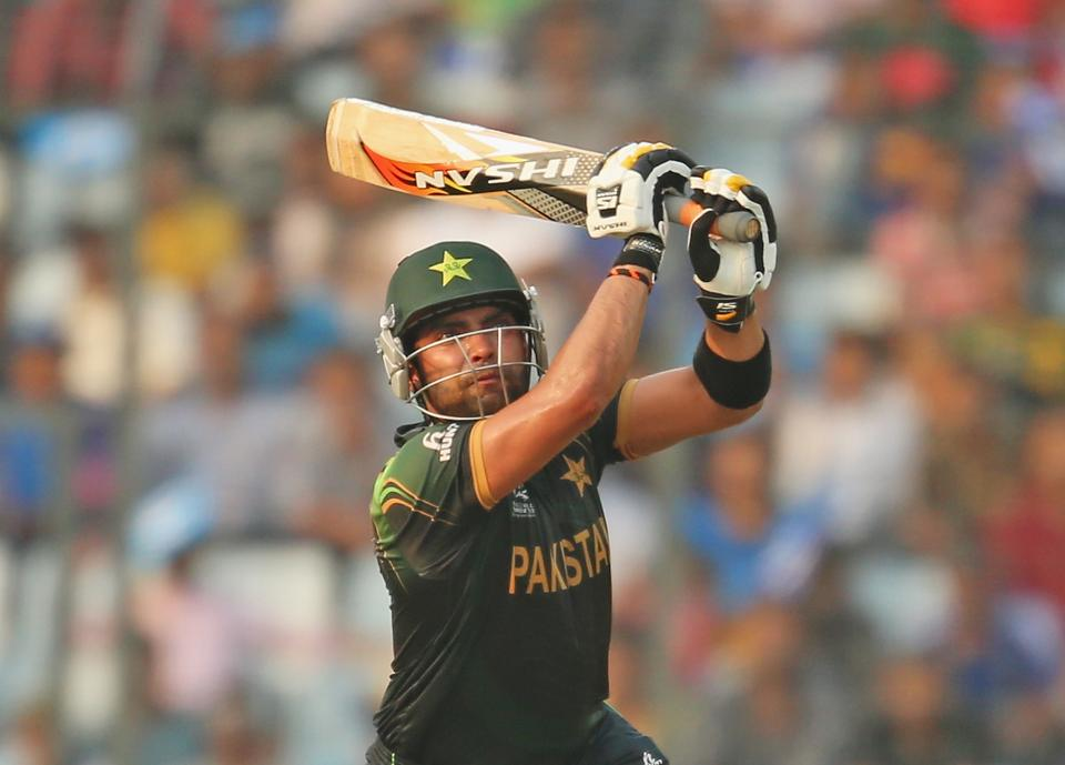 Umar Akmal  was sent back home from the Pakistan squad after he failed two fitness tests ahead of the ICCChampions Trophy.