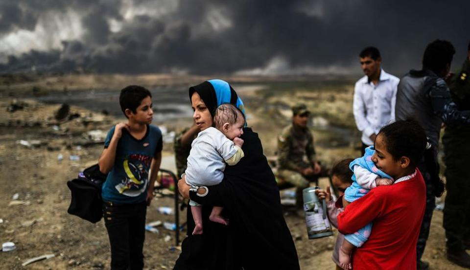 Iraq probes allegations of human rights violations in Mosul