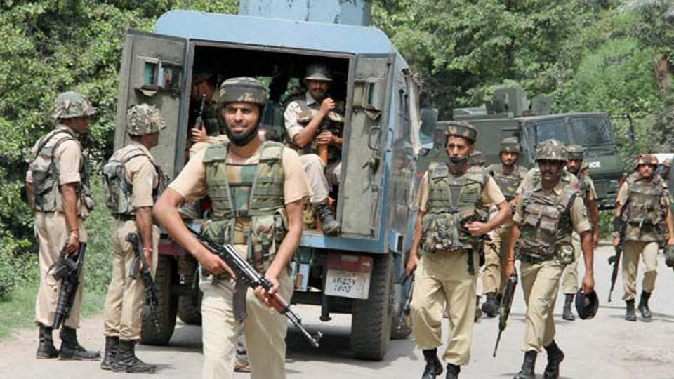 Jammu and Kashmir,Kathua border area,Alert