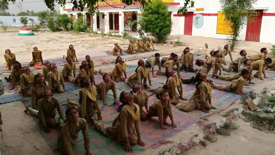 About 51,000 participants, including students, NCC and NSS cadets, and scouts will join PM Narendra Modi in International Yoga Day celebrations in Lucknow on June 21.