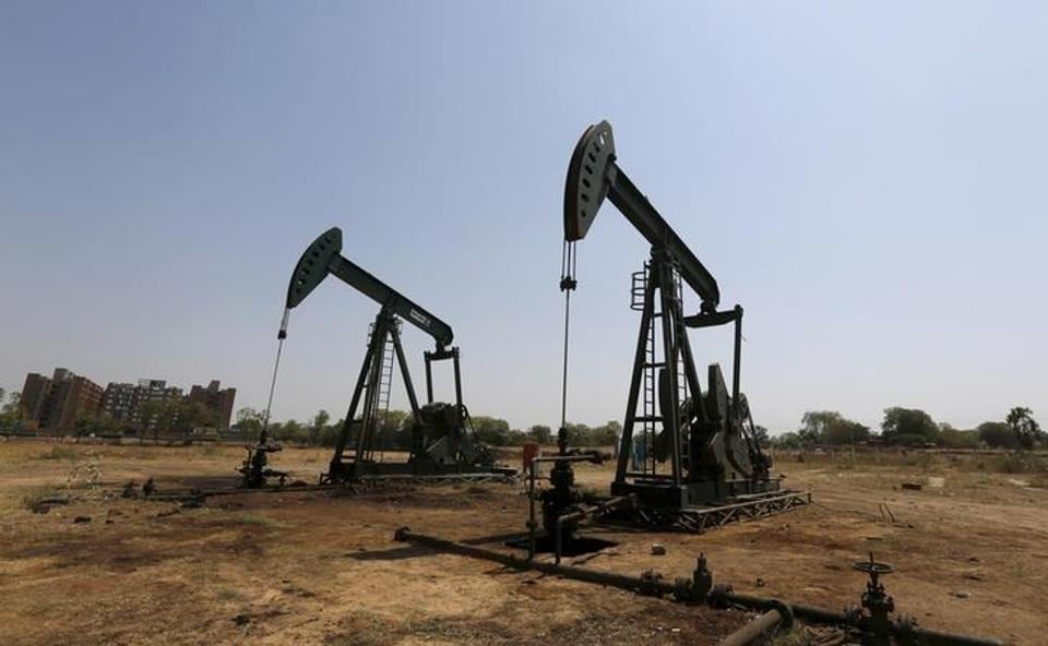Crude prices surprisingly fall after extension of oil deal