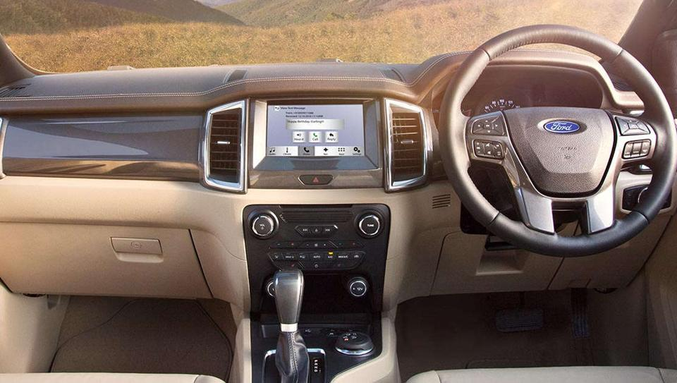 The Ford SYNC AppLink 3 will be seen on the Ford Endeavour and Mustang as of now, and will be rolled out for other models such as the Figo, Figo Aspire and EcoSport later.