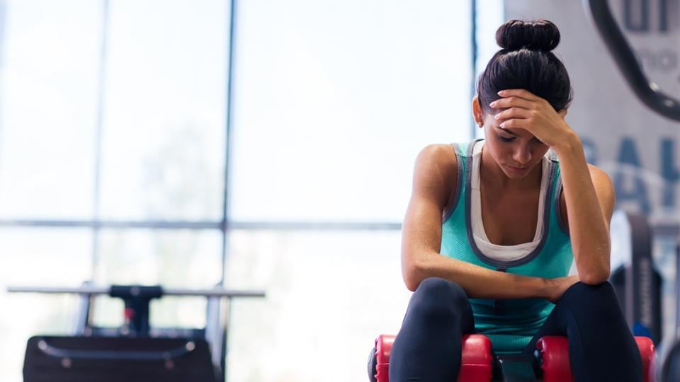 The study found  that active women seemed to have more positive feelings from exercising, in contrast to most of the less active women, who felt too much pressure and tended to dread the very idea of it.
