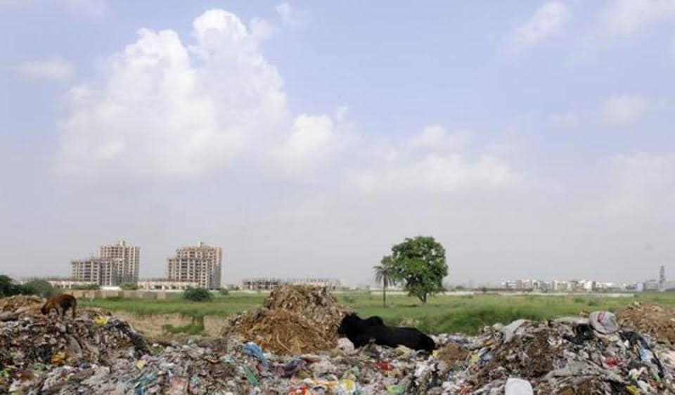 There are over 300 hazardous waste dumps across India, and in many places the land is being used for habitation and agriculture. (Representative photo)