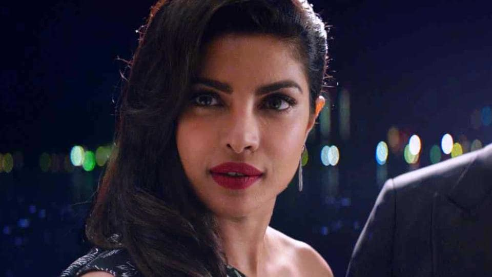 Almost every reviewer was impressed by Priyanka's charming presence.