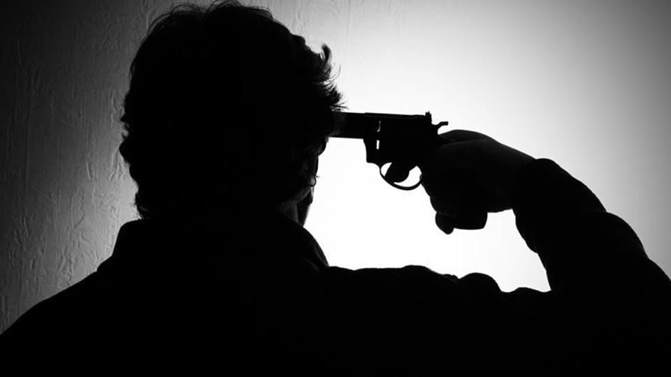 US,Man Shoots Self,Alaska