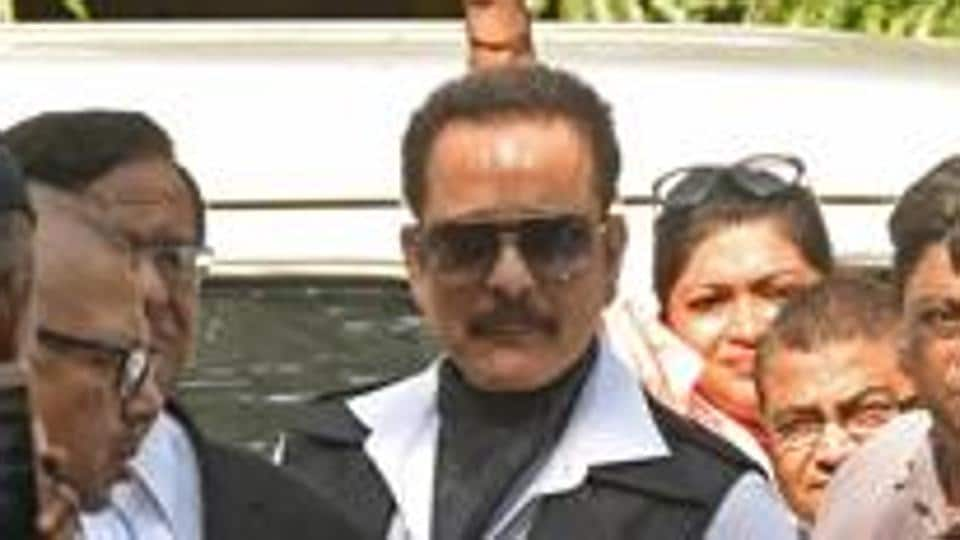 Sahara chief Subrata Roy last month appeared before the Supreme Court which extended his parole till June 19.