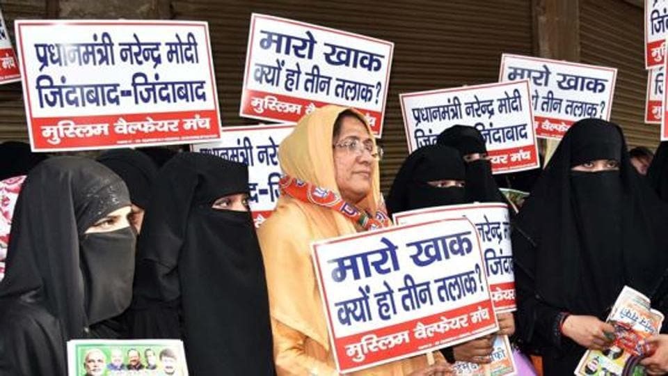 It is reassuring to find that the protests against triple talaq have been primarily led by Muslims groups, especially women.