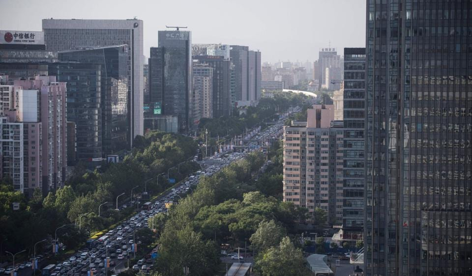 China,Moody's,China downgrade