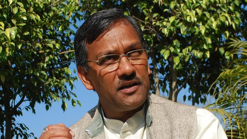 Chief Minister Trivendra Singh Rawat urged people to install rain water harvesting system in their houses.